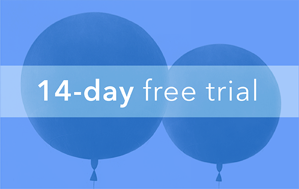 14-day free trial